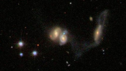 Astronomy-Galaxies