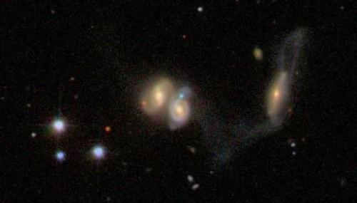 Astronomy-Galaxies